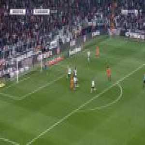 Besiktas 0-1 Basaksehir - Robinho 35'