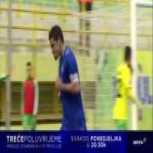Dani Olmo great goal vs Istra 1961