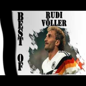 Happy birthday Rudi Voeller! Best of Rudi Völler compilation.