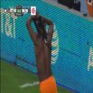 Houston Dynamo 1-0 San Jose Earthquakes - Alberth Elis 52'