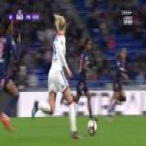 Lyon W 2-0 PSG W - E. Le Sommer 40'
