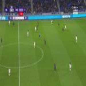 Lyon W 5-0 PSG W - S. van de Sanden 90+2'