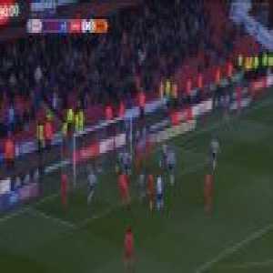 Sheffield United 1-[1] Millwall - Jake Cooper 90'+4'