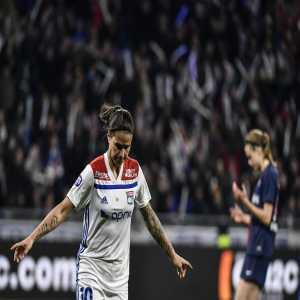 Women : 25 907 spectators for Lyon v PSG match, new french record