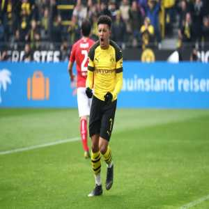 At the age of 19 years and 19 days, Jadon Sancho is the youngest player to score 11 goals in Bundesliga history. Opta word .