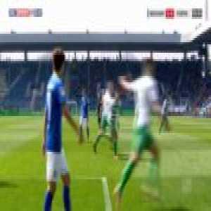 Bochum 0-1 Furth - Sebastian Ernst 6'