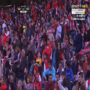 Braga 2-0 Tondela - Claudio Ramos OG 64'