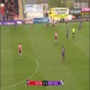 Hiram Boateng great goal for Exeter City vs Port Vale