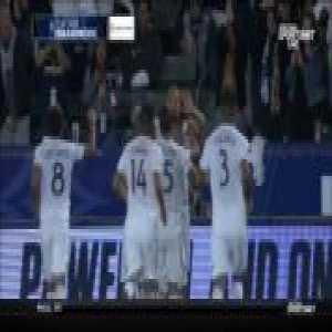 LA Galaxy 1-0 Philadelphia - Zlatan Ibrahimovic 27'