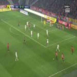 Lille 1-0 PSG - Thomas Meunier OG 7'