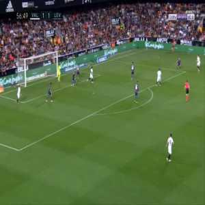 Valencia [2]-1 Levante - Gonçalo Guedes 57'