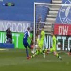 Wigan 1-0 Norwich - Reece James penalty 45'