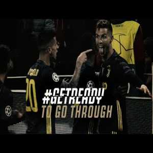 Champions League: Juventus vs Ajax Official Video (Juventus) | #GETREADY TO GO THROUGH!