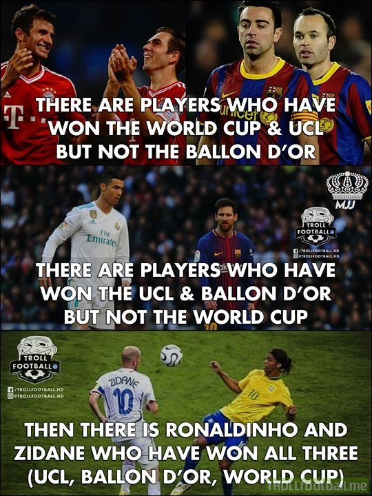 Zidane And Ronaldinho: 🐐s Of Football!👑🔥