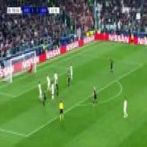 Hakim Ziyech's goal that was denied due to an offside infraction