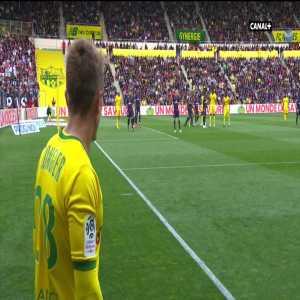 FC Nantes [1]-1 PSG - Diego Carlos 22'