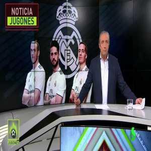 Gareth Bale, Lucas Vazquez and Isco will probably leave Real Madrid this summer according to Josep Pedrerol. (El Chinguirito TV / La Sexta)