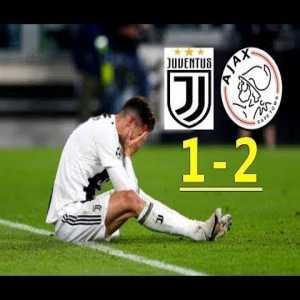Juventus vs Ajax ucl 2nd leg quarter finals 2019 all goals highlights