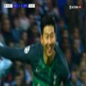 Manchester City 1-[1] Tottenham - Son 7', [1-2 agg.]
