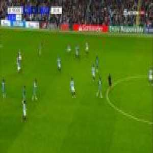 Manchester City goal not given offside- Sterling 90+3'