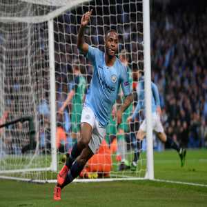 Manchester City vs Tottenham is the first game in Champions League history to have five goals in the opening 21 mins.