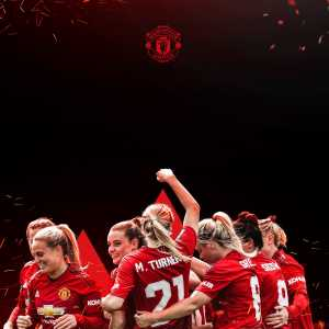 Manchester United Women gain promotion to the WSL following their 5-0 victory over Aston Villa