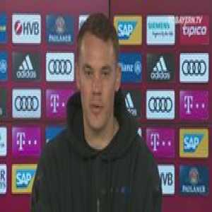 Manuel Neuer announces... absolutely nothing in his press-conferece (It was a PC he promised to hold a long time ago and didn't want to postpone because of his injury)