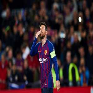 Messi has now score 24 goals against English clubs (Top 6) in 32 matches