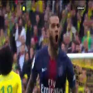 Nantes 3 vs 2 PSG - Full Highlights & Goals