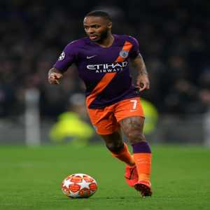 Raheem Sterling: Only Neymar (32) has completed more dribbles than @sterling7 (31) in the Champions League this season