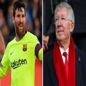 """""""The Messi I saw 10 years ago was on verge of being the best, the Messi I saw today is already the greatest ever"""" - Sir Alex Ferguson on Lionel Messi's performance against Man United"""