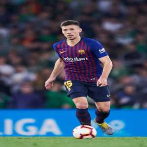 No player has blocked more shots than Clement Lenglet (9) in the Champions League this season.