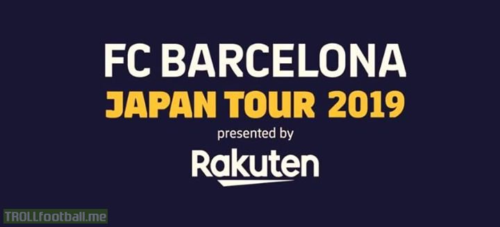 🔘OFFICIAL:  🔶Barcelona have confirmed fixtures of their 2019 summer tour to Japan  🔷Blaugrana will take on Chelsea and Vissel Kobe.  🔘Fixtures  🔶July 23 Barcelona vs Chelsea  🔷July 27 Barcelona vs Vissel Kobe