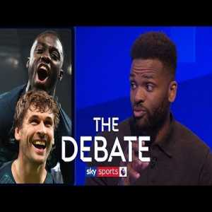 SkySports The Debate | Was Man City v Spurs the most exciting football match ever?