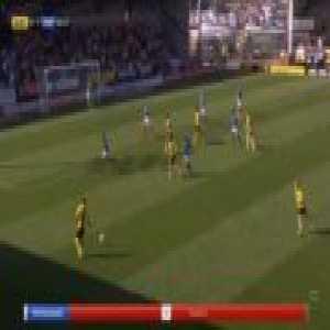 Burton [1]-1 Portsmouth - Liam Boyce 47'