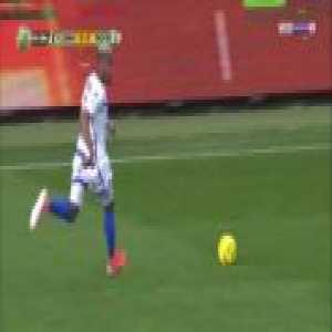 Lorient FC 0-1 ES Troyes AC - B. Mbeumo 12'
