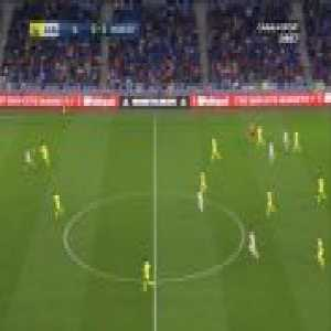 Lyon 1-0 Angers - Memphis Depay 14'