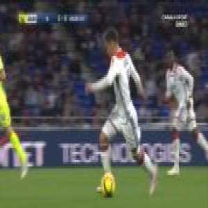 Lyon 2-0 Angers - Martin Terrier 39'