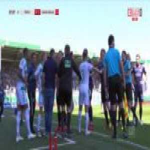 Daniel Keita-Ruel (Greuther Fürth) red card vs. Union Berlin (38')