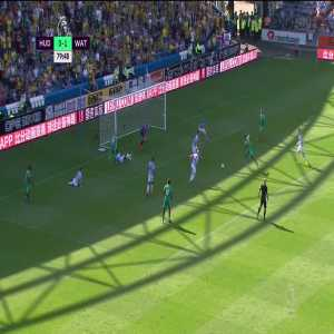 Huddersfield 0-2 Watford: Deulofeu