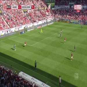 Mainz [3]-1 Fortuna Düsseldorf - Jean-Philippe Mateta 87'