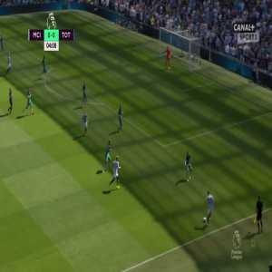 Manchester City [1]-0 Tottenham Hotspur - Phil Foden 5'