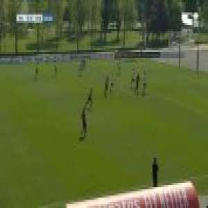 Milan Primavera 1-0 Sassuolo Primavera - Daniel Maldini 10'