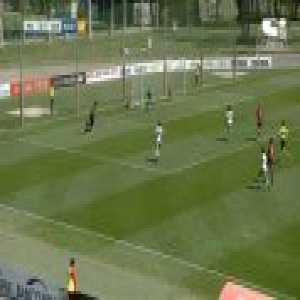 Milan Primavera [3]-1 Sassuolo Primavera - Franck Tsadjout 90+3'