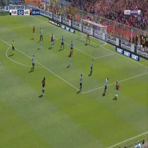 Parma 0-1 Milan - Samu Castillejo 69'