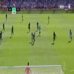 Paulo Gazzaniga save vs Manchester City