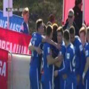 Tartu Tammeka 1-[1] Narva Trans - Viktor Plotnikov(62') Great goal - Estonian Premium Liiga