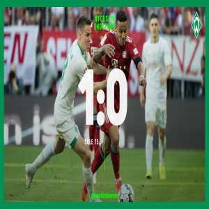 Werder Bremen's streak of scoring in every game this season is broken
