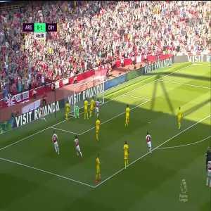 Arsenal [1]-1 Crystal Palace: Ozil