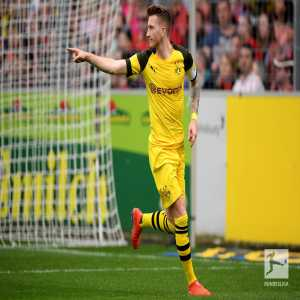 Reus achieved his 10th assists of the season today, more than he's achieved in his last three seasons combined.
